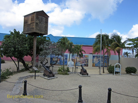 Grand Cayman, Fort George