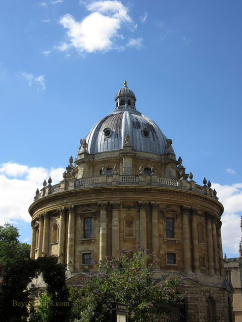 Radcliffe Camera, University of Oxford