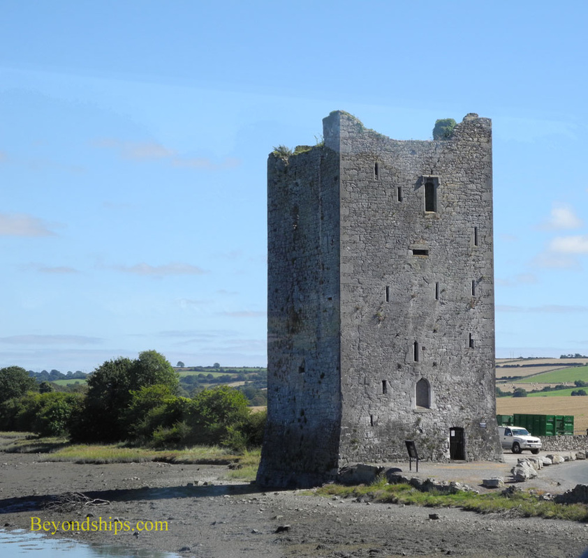 Belvelly Castle, Cork, Ireland