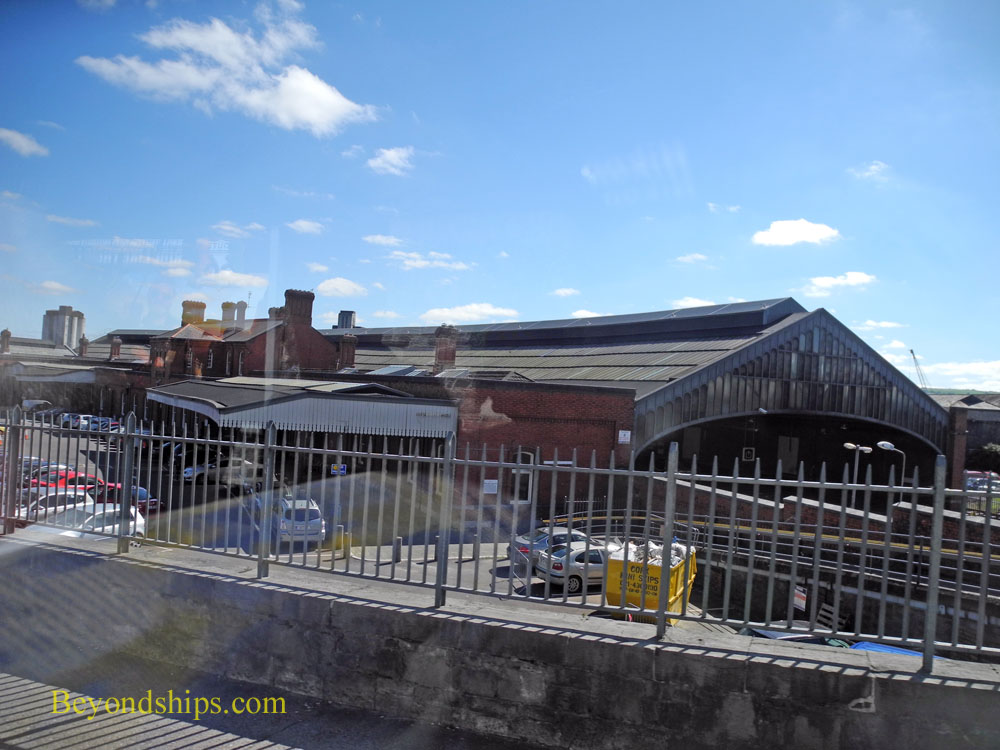 Kent Railway Station, Cork City, Ireland