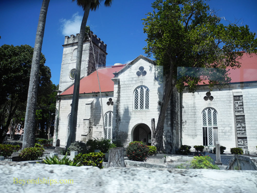St Michael's Cathedral, Bridgetown, Barbados