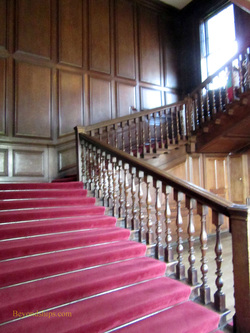 Queen's Staircase, Kensington Palace