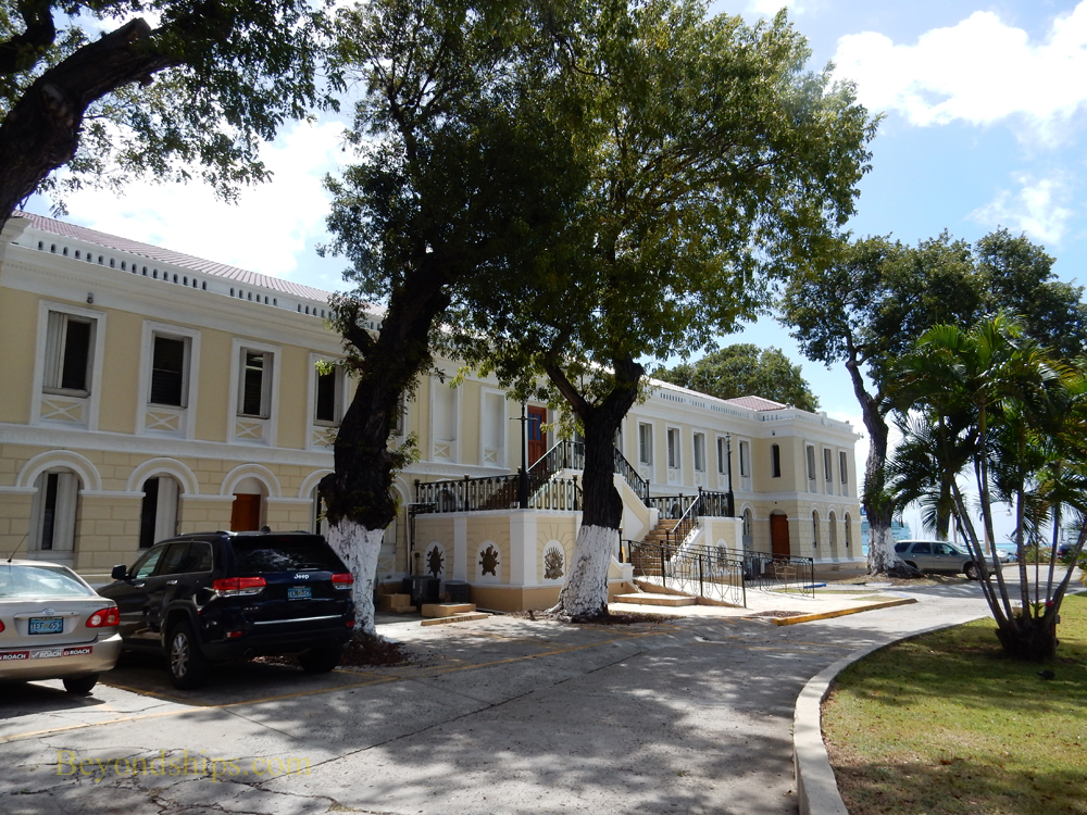 Virgin Islands Legislature Building, Charlotte Amalie, St. Thomas
