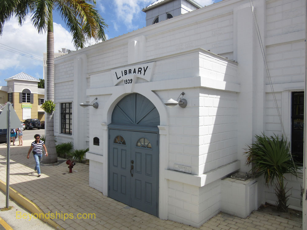 George Town Public Library, Grand Cayman
