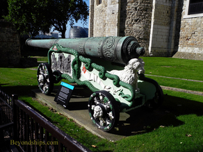 Siege Gun, Tower of London