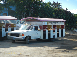 Safari Truck, Virgin Gorda