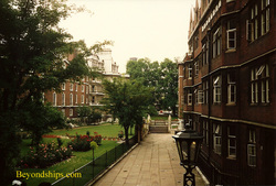 Inns of Court, London, England