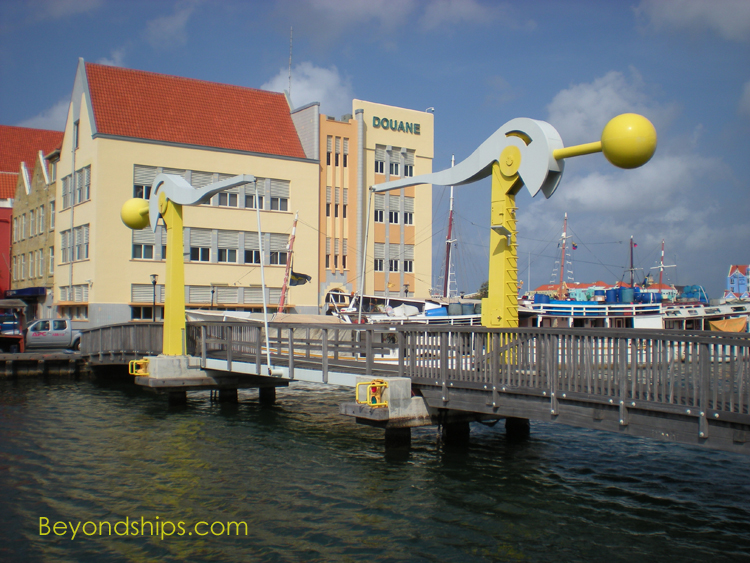 Picture Willemstad, Curaco
