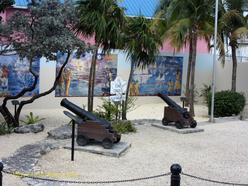 Fort George, Grand Cayman