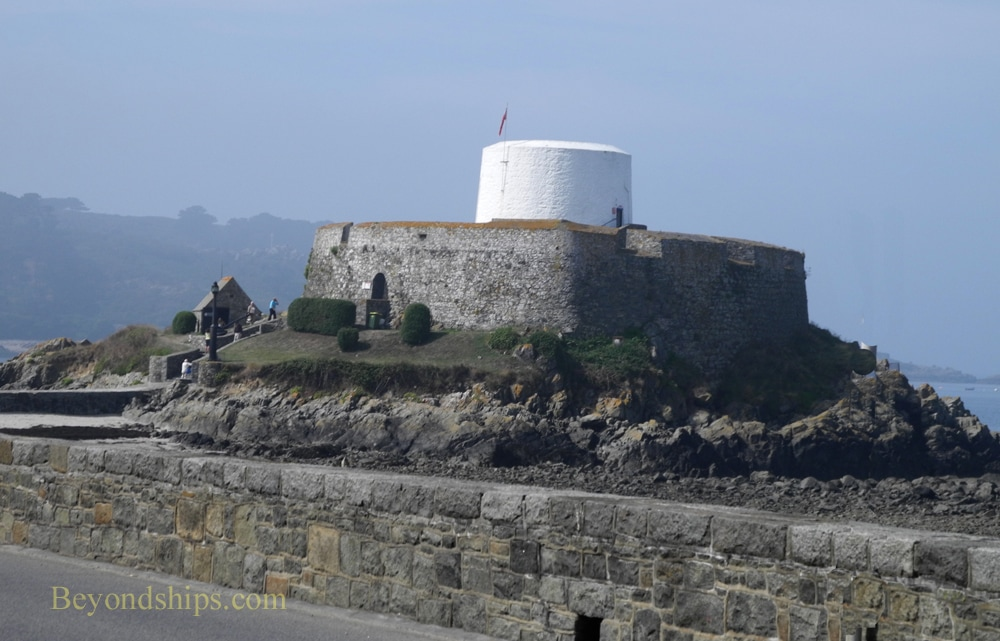 Fort Grey Shipwreck Museum, Guernsey