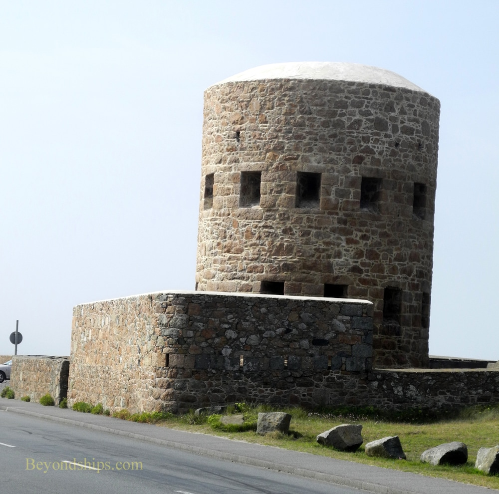 Loophole tower, Guernsey