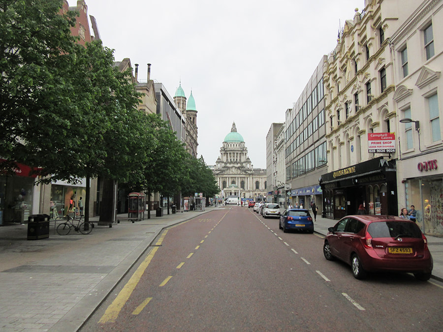 Belfast, Northern Ireland, City Hall