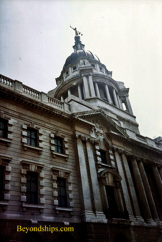 The Old Bailey, London, England