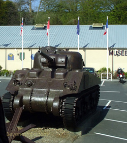 Museum, Normandy France