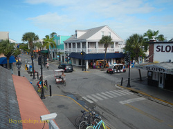 Duval and Greene Streets, Key West