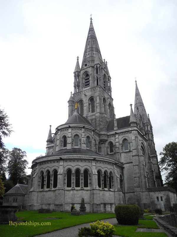 Saint Fin Barre's Cathedral, Cork City, Ireland