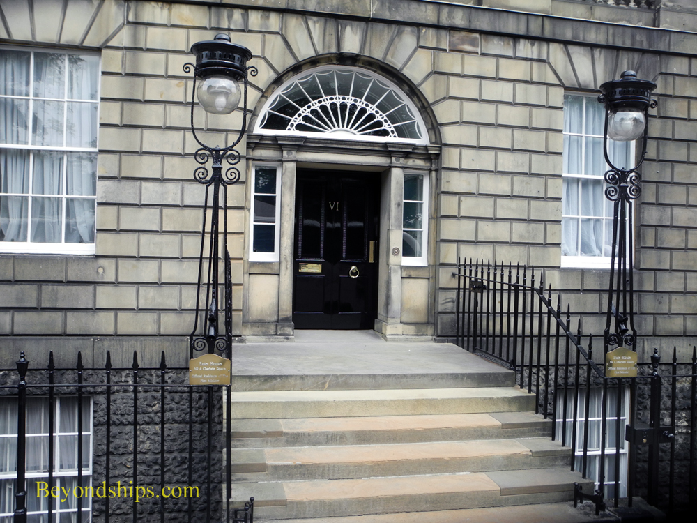 Bute House, Edinburgh, Scotland