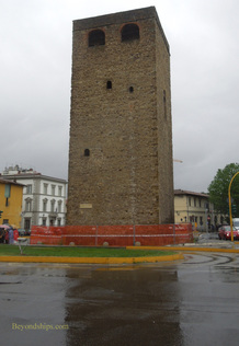 Watch tower, Florence Italy