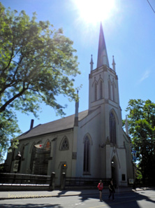 St, Matthew's in Halifax, Nova Scotia