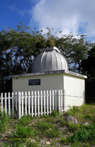 Briercliffe-Davis Observatory, Tortola, British Virgin Islands