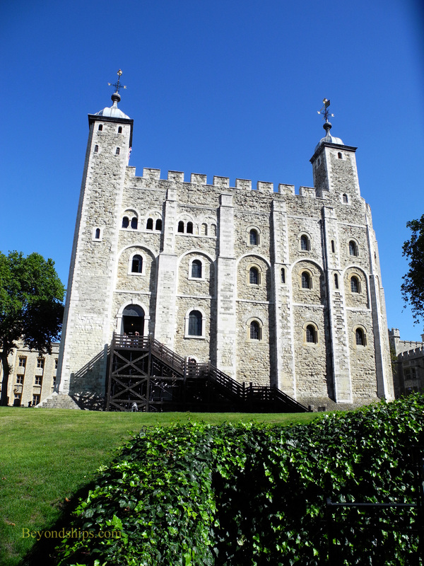 White Tower, Tower of London