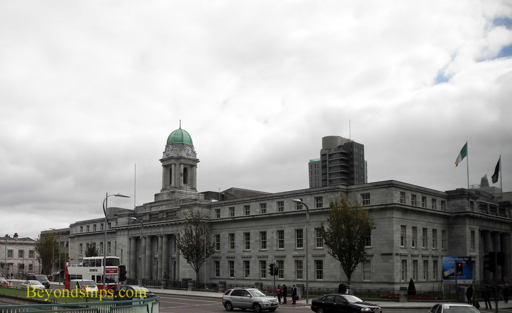 Cork City Hall, Ireland