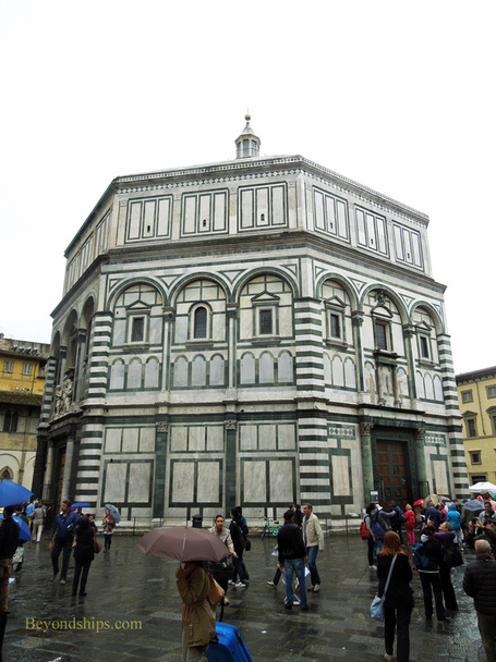 Baptistery, Cathedral, Florence, Italy