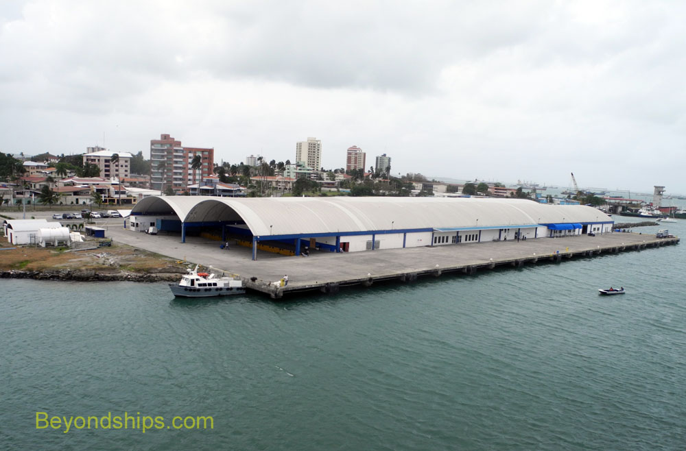 Home Port Cruise Terminal, Colon, Panama