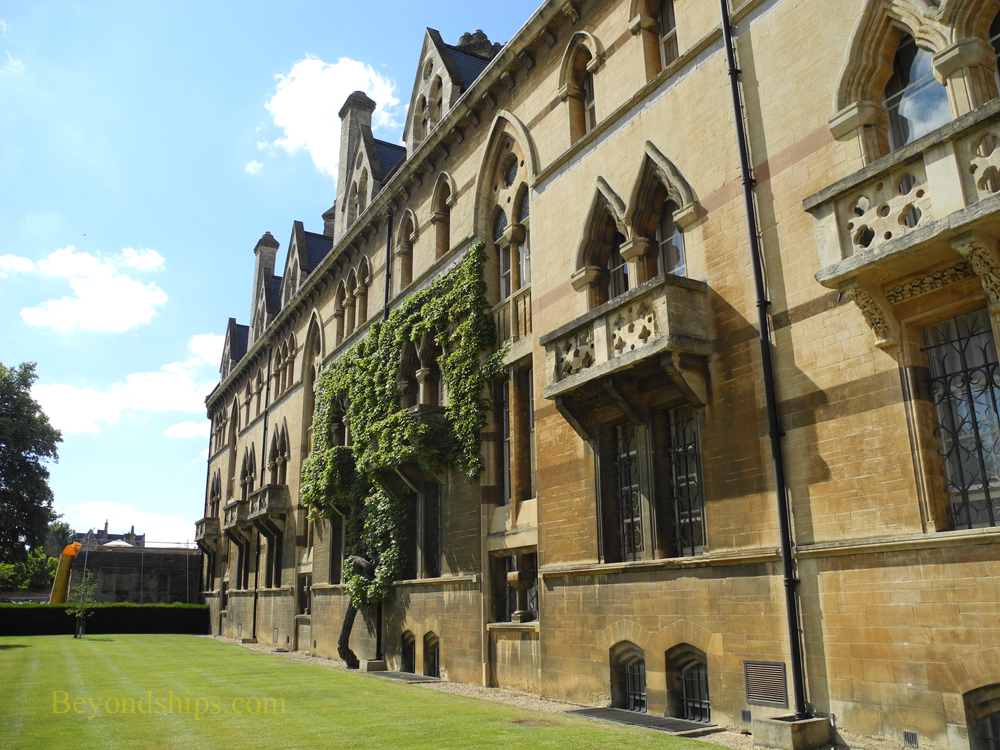 Meadow Building, Christ Church College, Oxford University