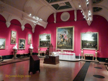 The Queen's Gallery, London, England