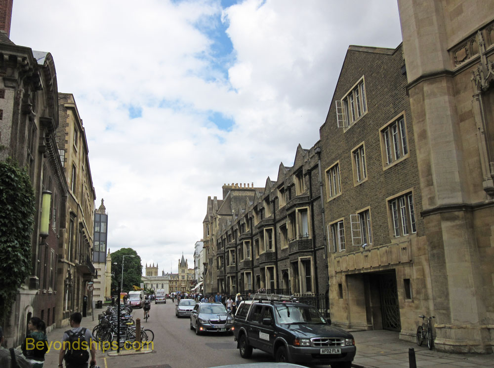 Trumpington Street, Cambridge