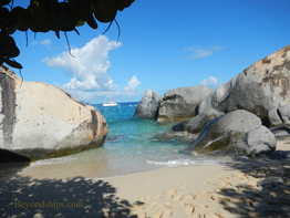 Baths Beach, Virgin Gorda
