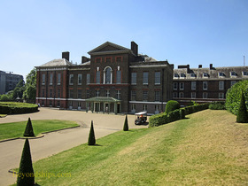 Kensington, Palace, London