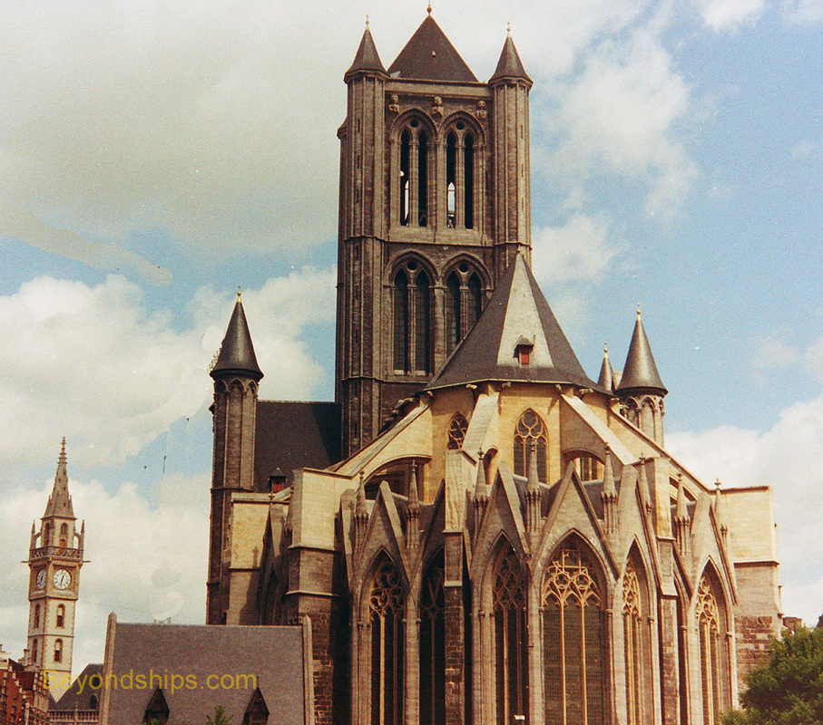 St. Nicholas Church, Ghent