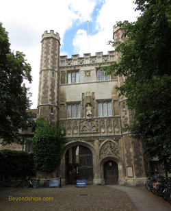 Great Gate, Trinity College, Cambridge