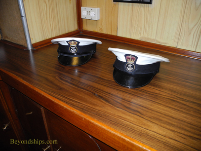 Royal Yacht Britannia, Petty Officers Mess