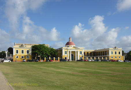 Picture School of Art, Old San Juan, cruise destination