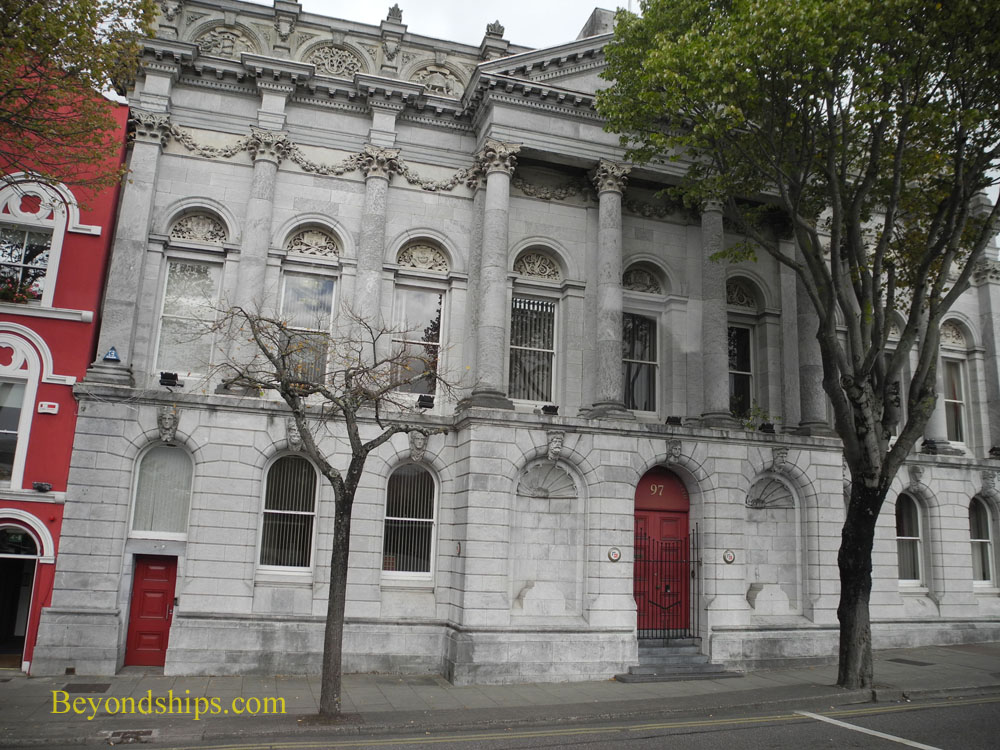 Thomas Crosbie Holdings Building, Cork, Ireland