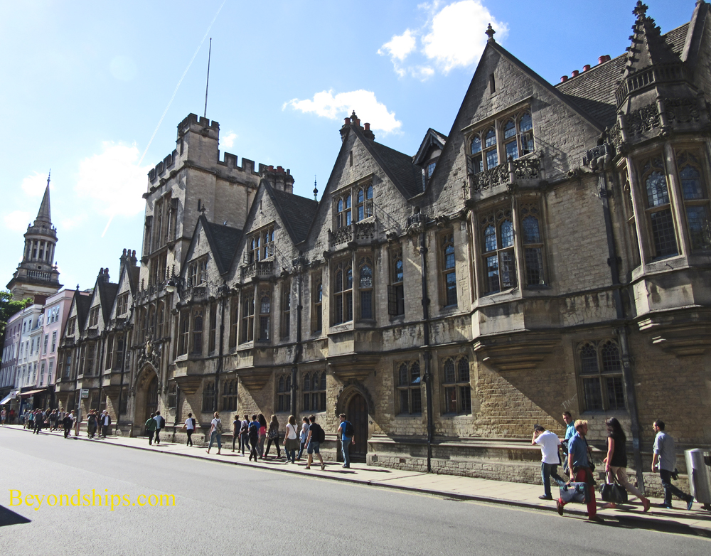 Brasnose College, Oxford