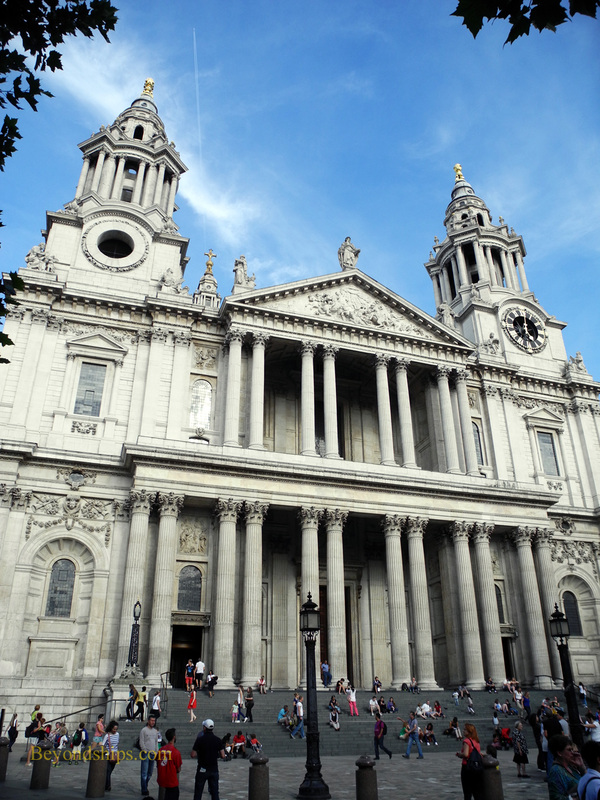 St Paul's Cathedral, London England