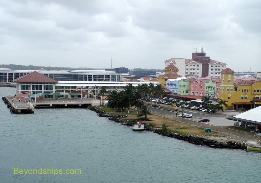 Port of Call Cruise Terminal, Colon Panama