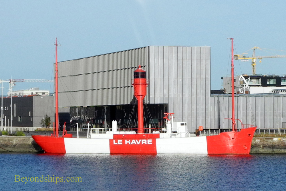 Lightship, Le Harve, France