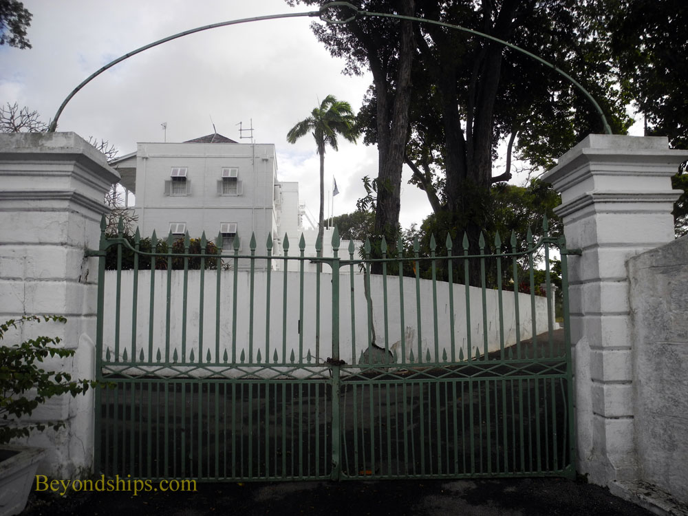 Governor-general's residence, Barbados