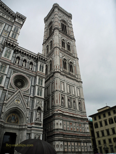 Campanile di Giotto, Cathedral, Florence, Italy