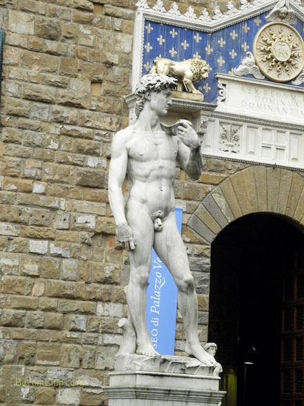Statue of David, Florence Italy