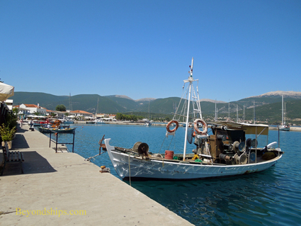 Cephalonia Greece