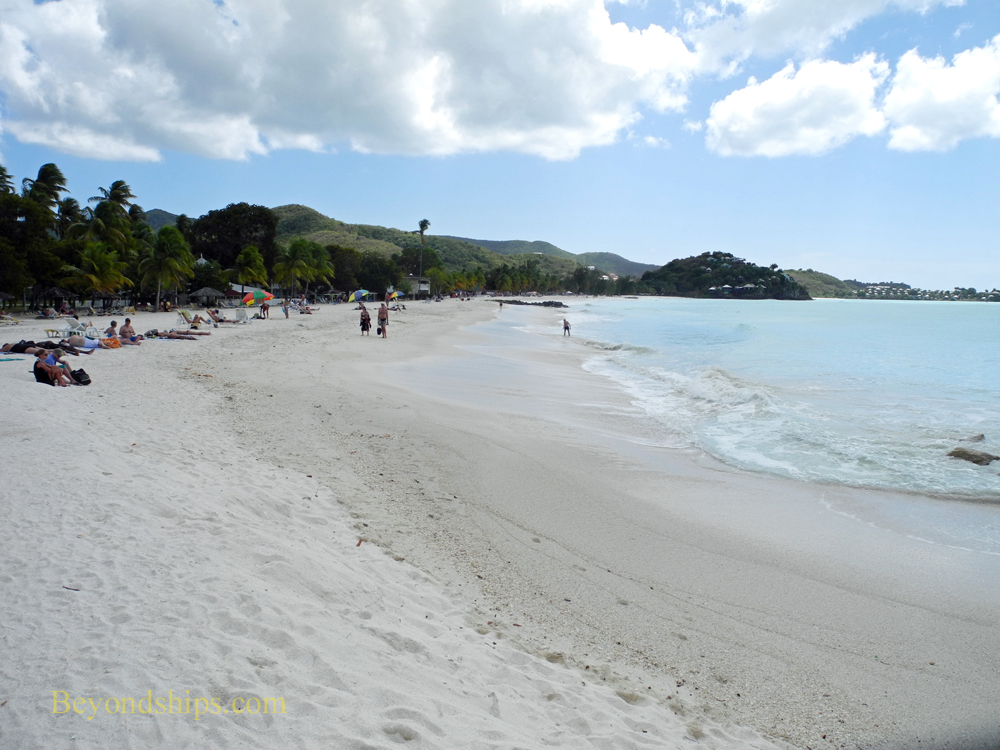 Picture Jolly Beach Antigua