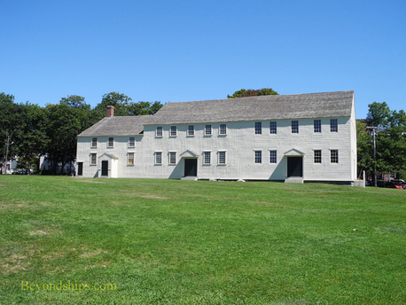 Great Friends Meeting House Newport Rhode Island