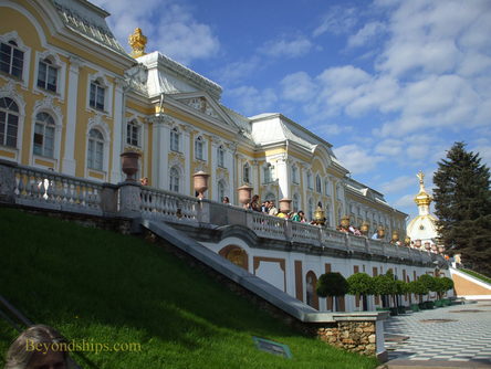 Peterhof Palace St. Petersburg Russia