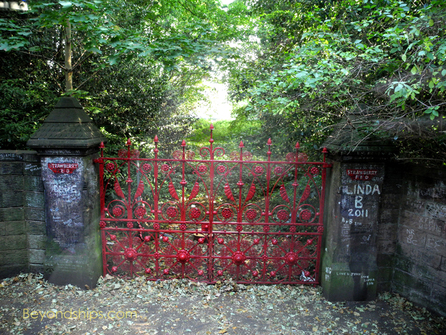 Strawberry Field Liverpool England
